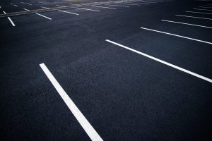 parking lot paving job in arlington va